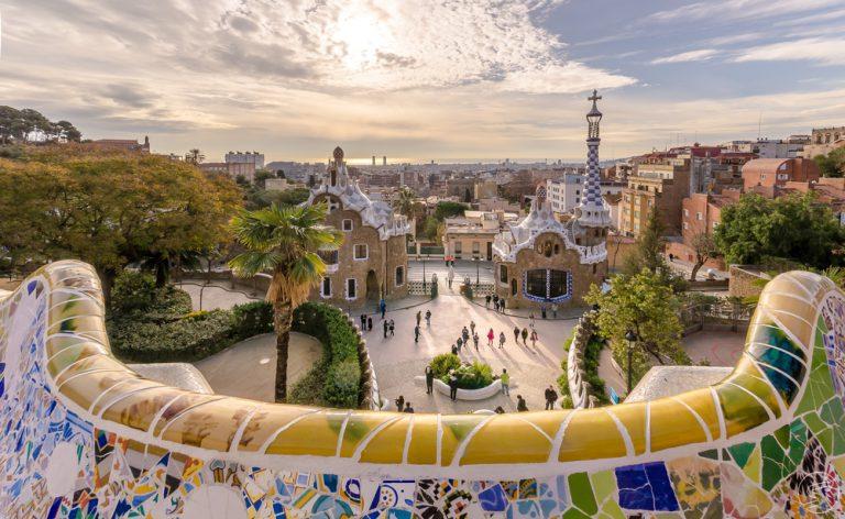 modernisme walking tour in barcelona