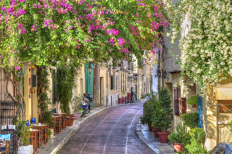Tour guide in Athens by hours or tailored tours by the city