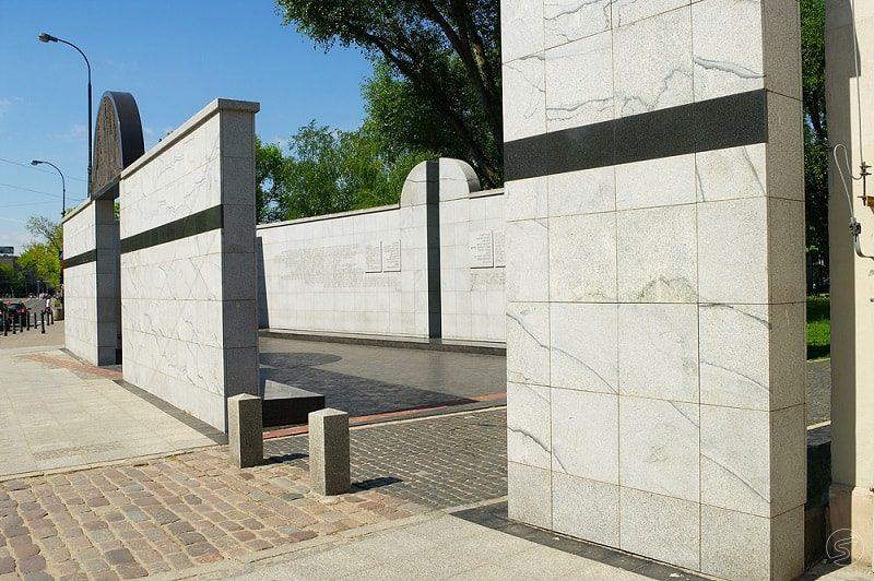 Walking tour around Jewish Warsaw and its history