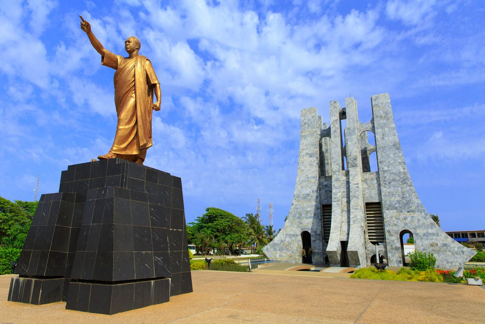 accra city day tour with a professional guide