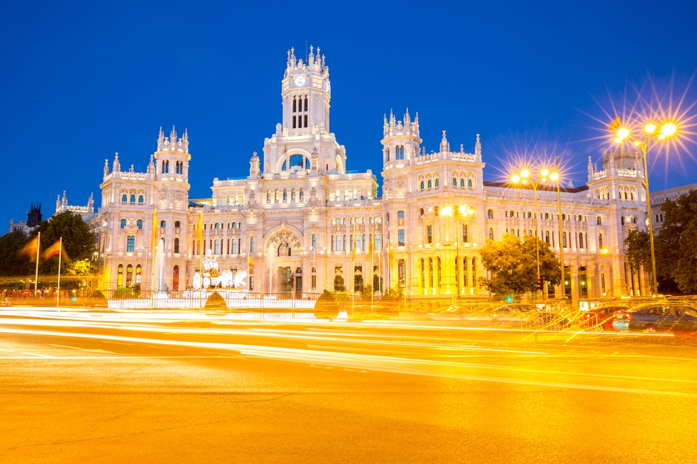 Top 5 Places To See In Madrid